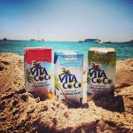 Vita coco lemonade zomerdrankje test