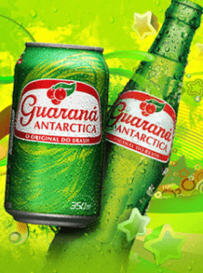 zomerdrankje Guarana Antartica