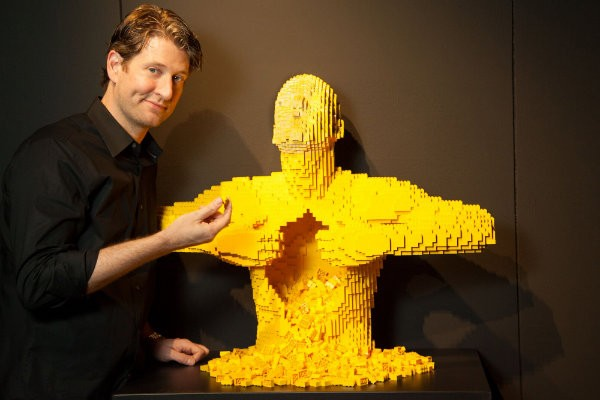 Lego is kunst