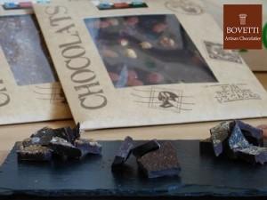 Smaaktest biologische chocolade