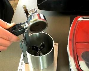 Schoon koffiefilter