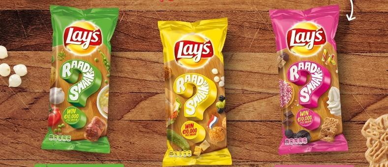 Smaaktest chips