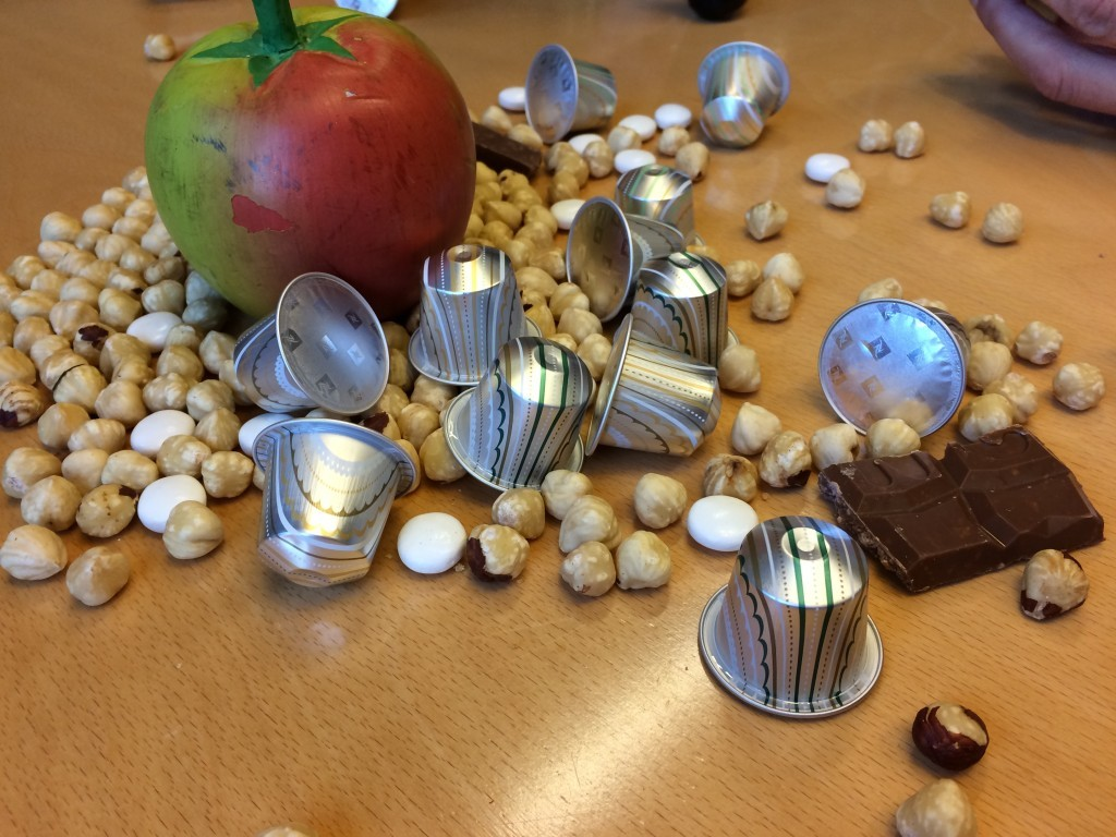 Review van Nespresso cups Limited edition