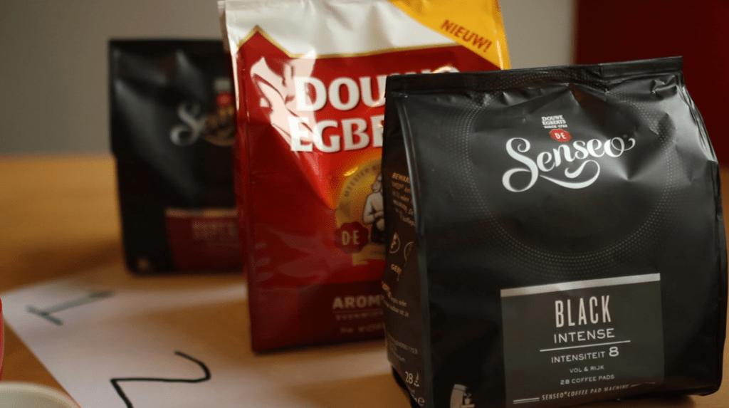 De beste koffiepads
