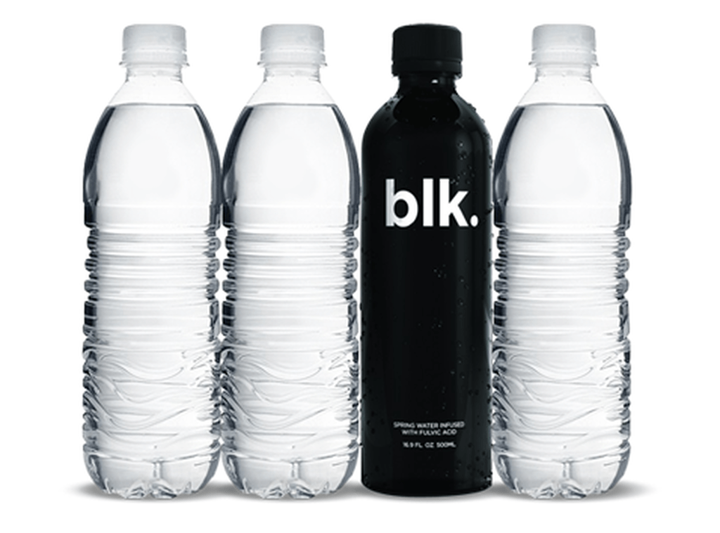 smaakteste blk zwart water