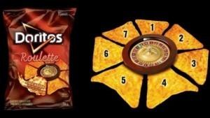 Pikante chips: review van Doritos Roulette