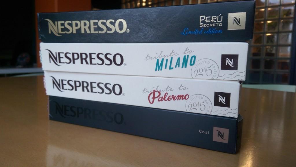Review nieuwe Nespresso koffiecups