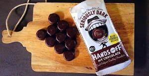 Serieus pure chocolade