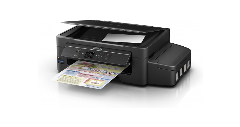 Printer zonder cartridges