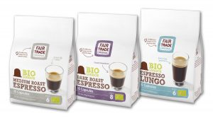 Koffiecups van Fair Trade Original