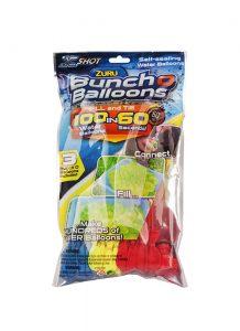 Zelfsluitende waterballonnen