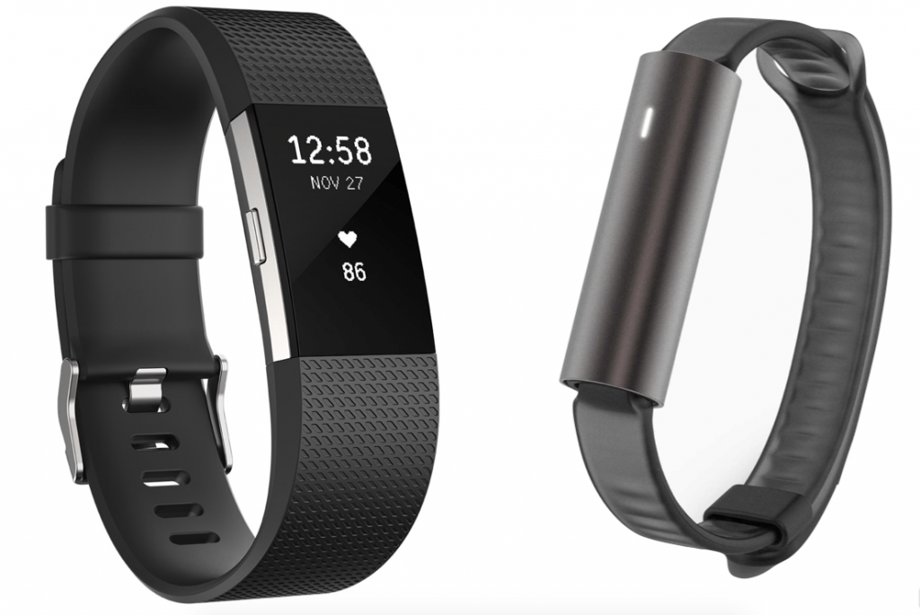 Fitbit Charge 2 vs Misfit Ray