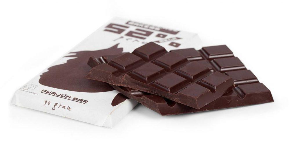 Chocolade van Chocolatemakers