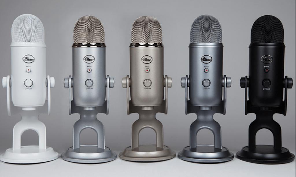Review Yeti USB microfoon