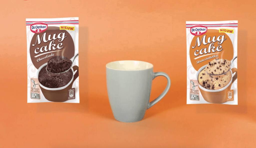 Review Mug Cake