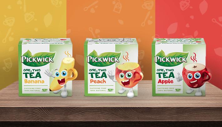 Kinderthee van Pickwick