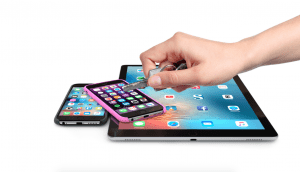 Krasbescherming voor smartphone en tablet