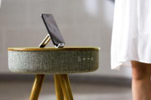 Review Salora bluetooth speaker-tafel